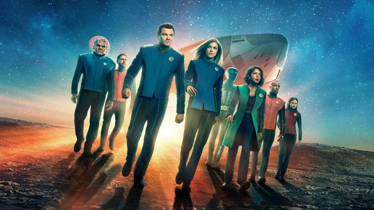 The Orville Season 3 Hulu