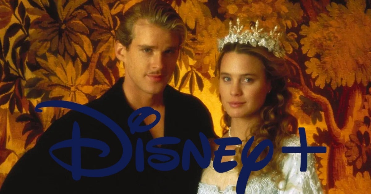 The Princess Bride on Disney Plus May 1st