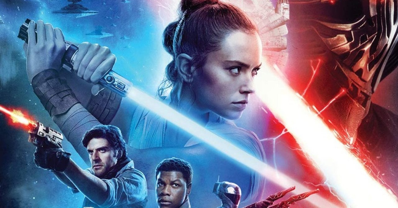 Star Wars Composer Michael Giacchino Reveals Secret Rise of Skywalker Role