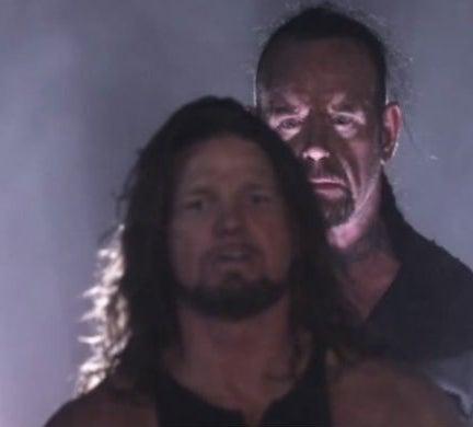 The-Undertaker-AJ-Styles-Boneyard-Match