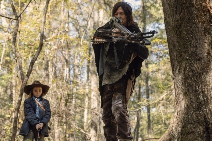 The Walking Dead 1015 Daryl Judith Grimes