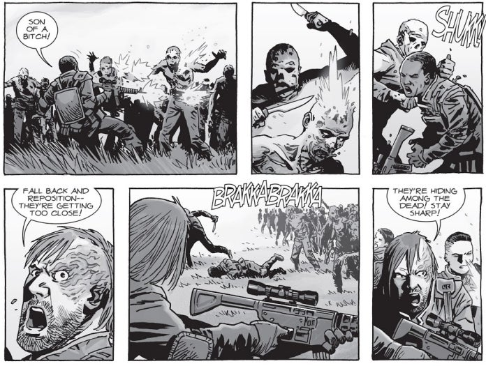 The Walking Dead 158
