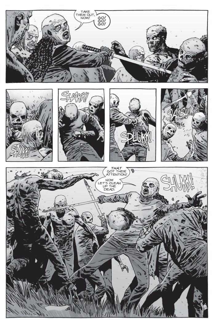 The Walking Dead 160