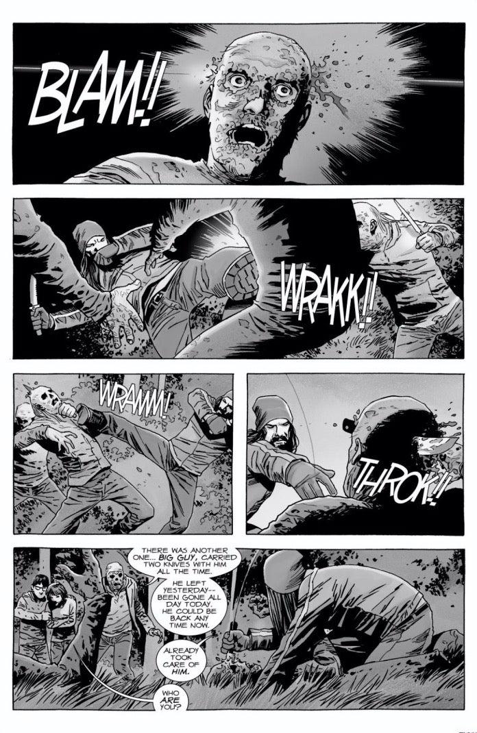 The Walking Dead 173
