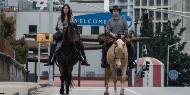 The Walking Dead Season 11 Will Explore More Urban Environments