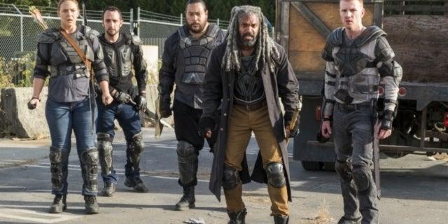 The Walking Dead Daniel Newman