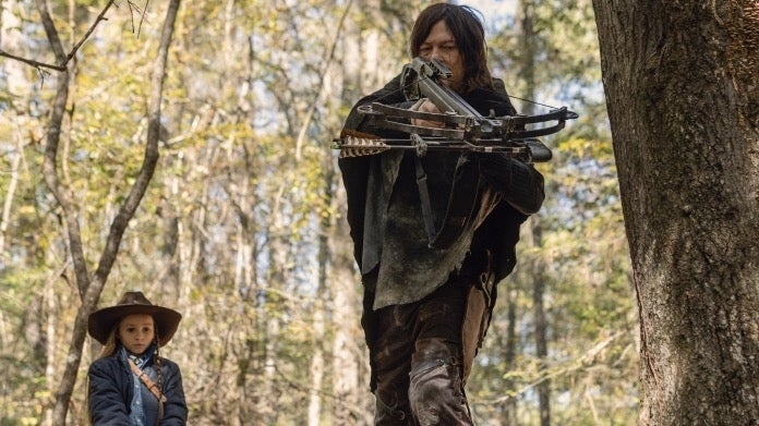 The Walking Dead Daryl Judith Grimes