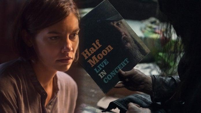 The Walking Dead Maggie Beta Half Moon album ComicBookcom