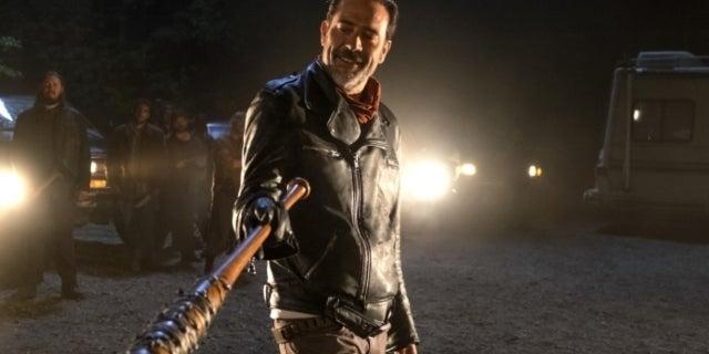 The Walking Dead Negan Last Day on Earth