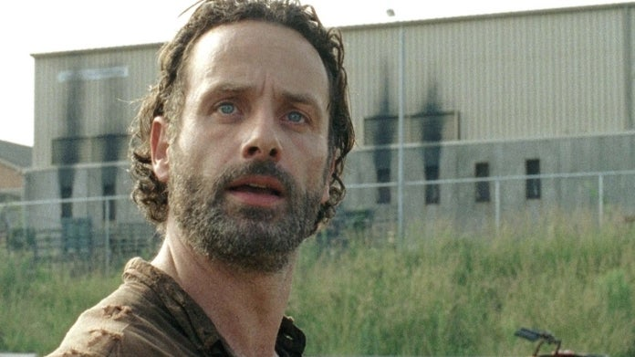 The Walking Dead Rick Grimes Too Far Gone