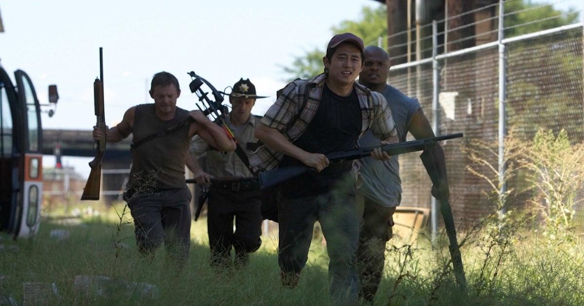 The Walking Dead Season 1 T-Dog IronE Singleton