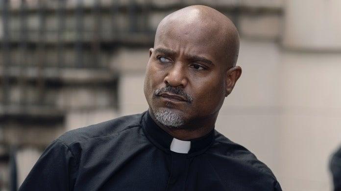 The Walking Dead Season 10 Father Gabriel Seth Gilliam