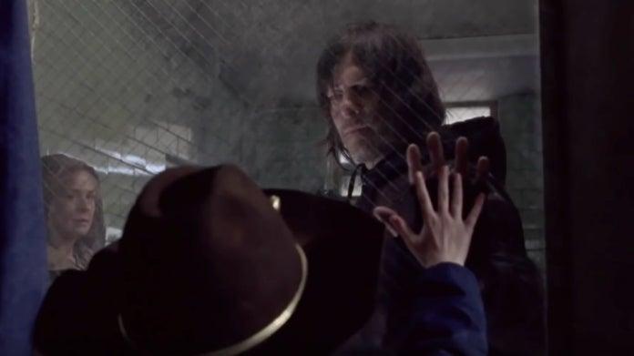 The Walking Dead Season 10 finale Daryl Judith