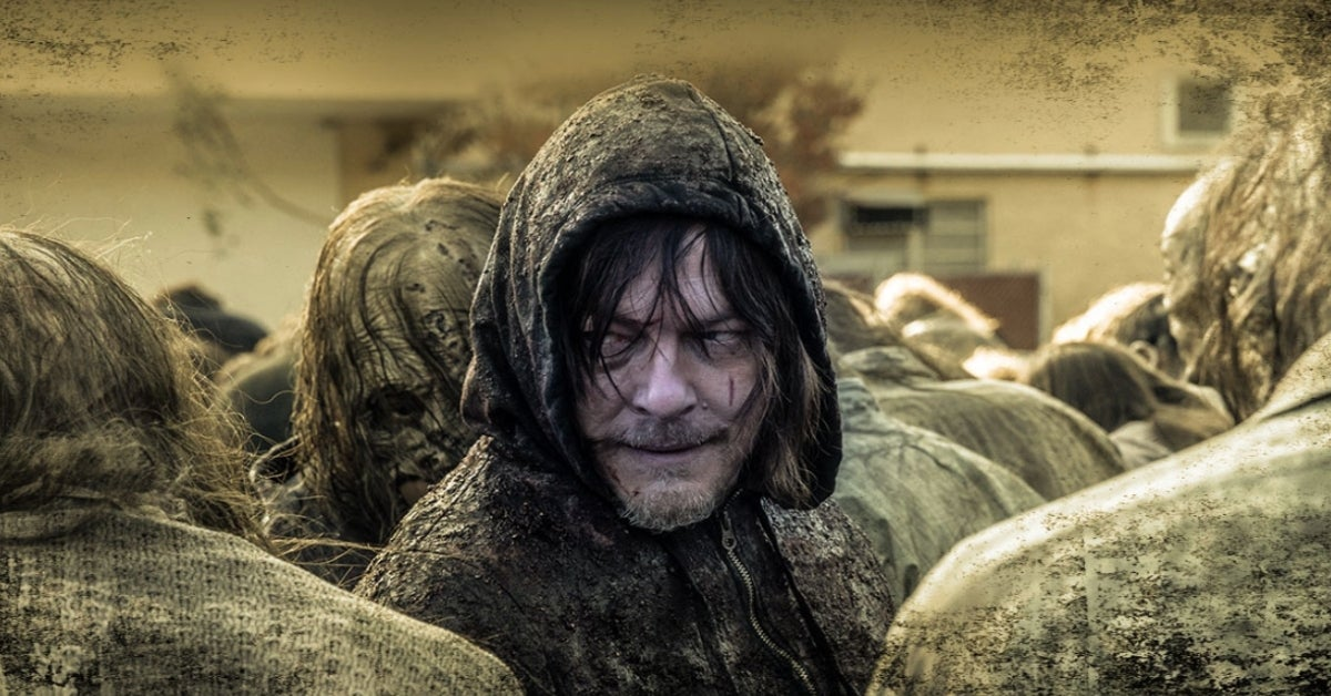 The Walking Dead Season 10 finale Daryl Norman Reedus