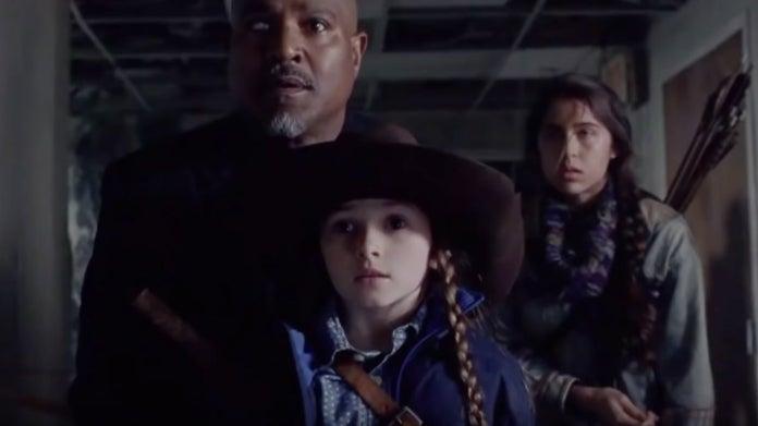 The Walking Dead Season 10 finale Father Gabriel