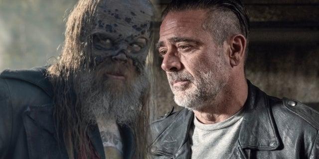 The Walking Dead Season 10 finale Negan Beta COMICBOOKCOM