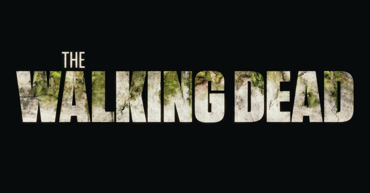 The Walking Dead Season 10 logo