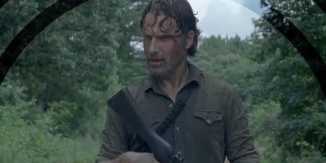 The Walking Dead World Beyond teaser Rick Grimes CRM
