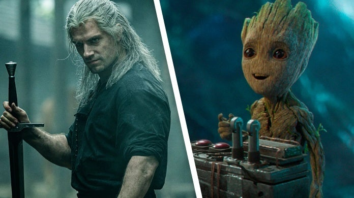 the witcher guardians of the galaxy vol 2