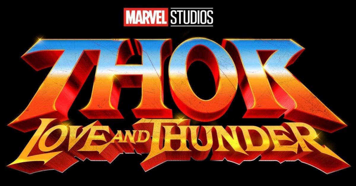Thor Love and Thunder Marvel Studios
