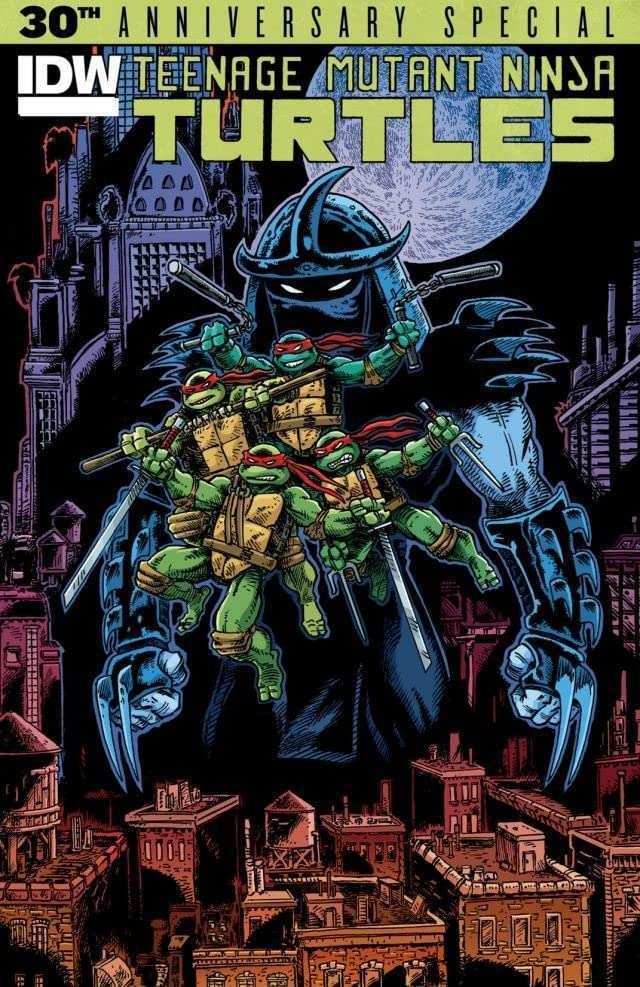 Teenage Mutant Ninja Turtles The Last Ronin New Look Revealed