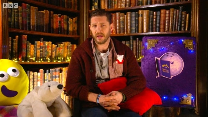 Tom-Hardy-BBC-Bedtime-Stories