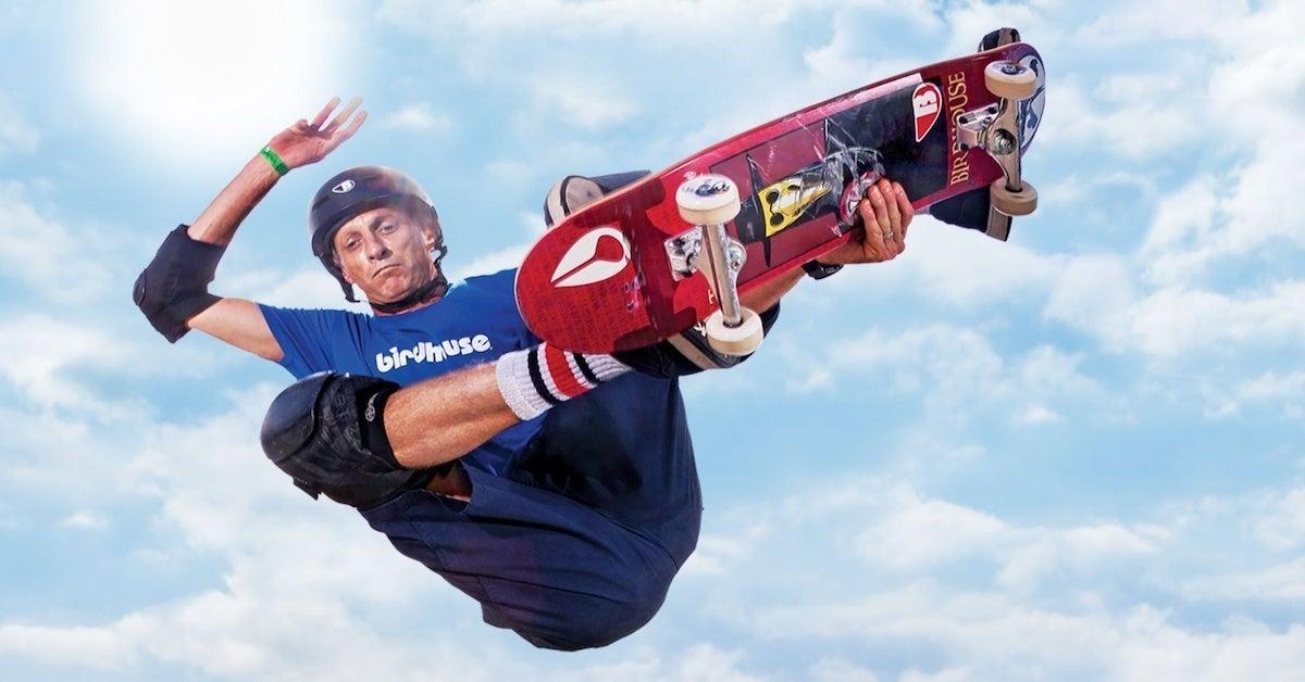tony hawk tony hawk's pro skater