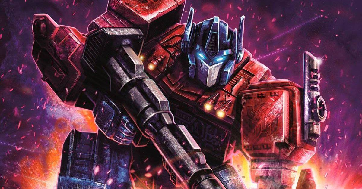 transformers cybertron prequel movie