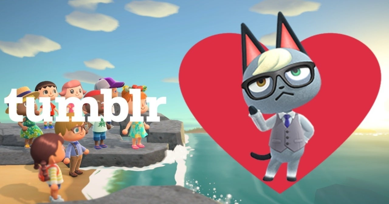 Tumblr Loves Animal Crossing But It Especially Loves Raymond
