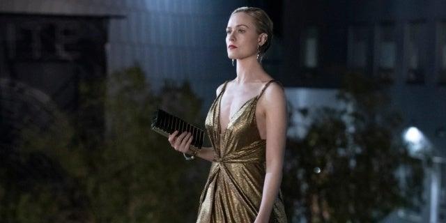 westworld season 3 evan rachel wood dress