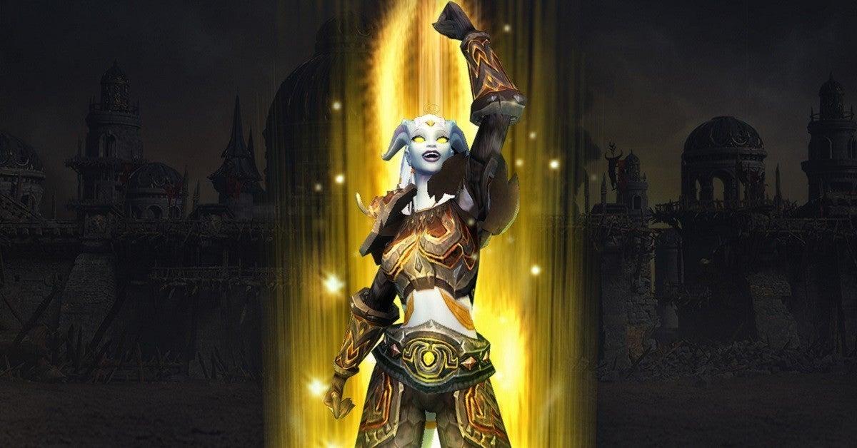 World of Warcraft Experience Buff