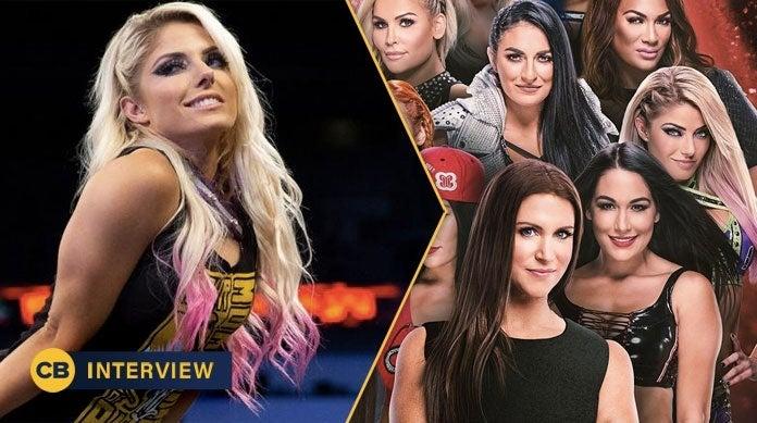 WWE-Alexa-Bliss-Fight-Like-A-Girl-Quibi-Interview