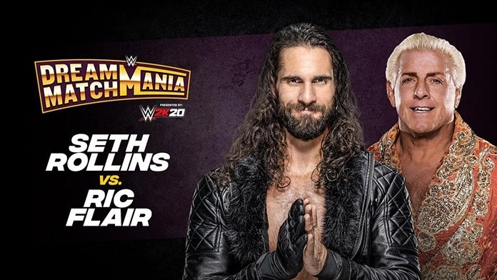 WWE-Dream-Match-Mania-Seth-Rollins-Ric-Flair