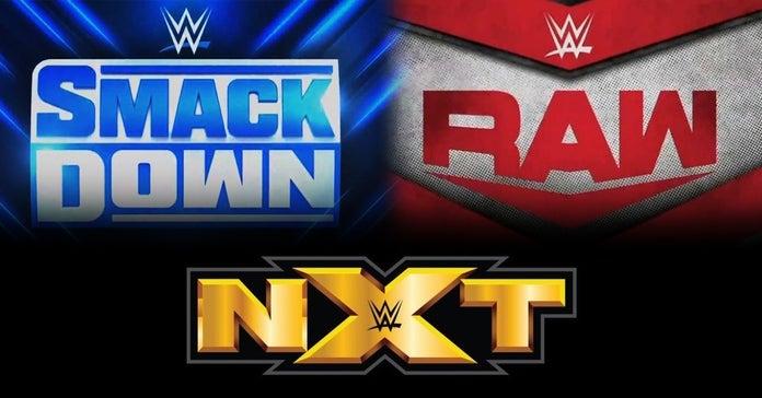 WWE-Raw-SmackDown-NXT-Logos