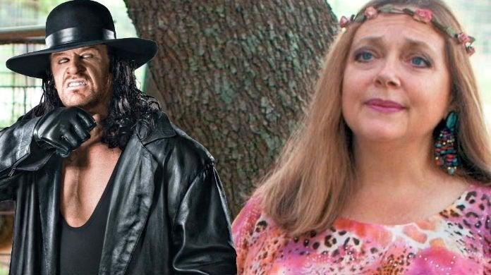 WWE-The-Undertaker-Carole-Baskin-Netflix-Tiger-King