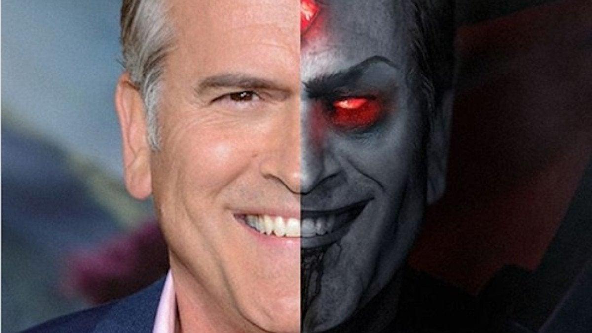 X-Men Mister Sinister Bruce Campbell Doctor STrange