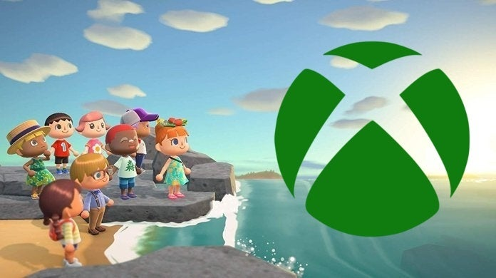 Xbox Animal Crossing New Horizons