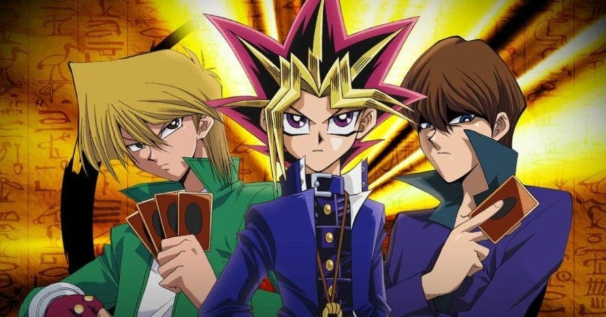Yu-Gi-Oh Anime