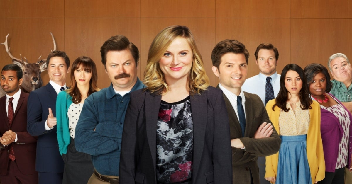 A Parks and Recreation Reunion Special
