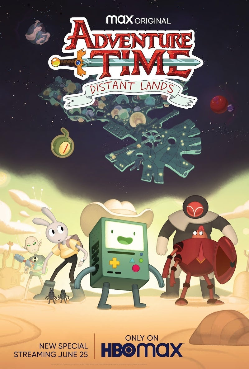adventure time distand lands