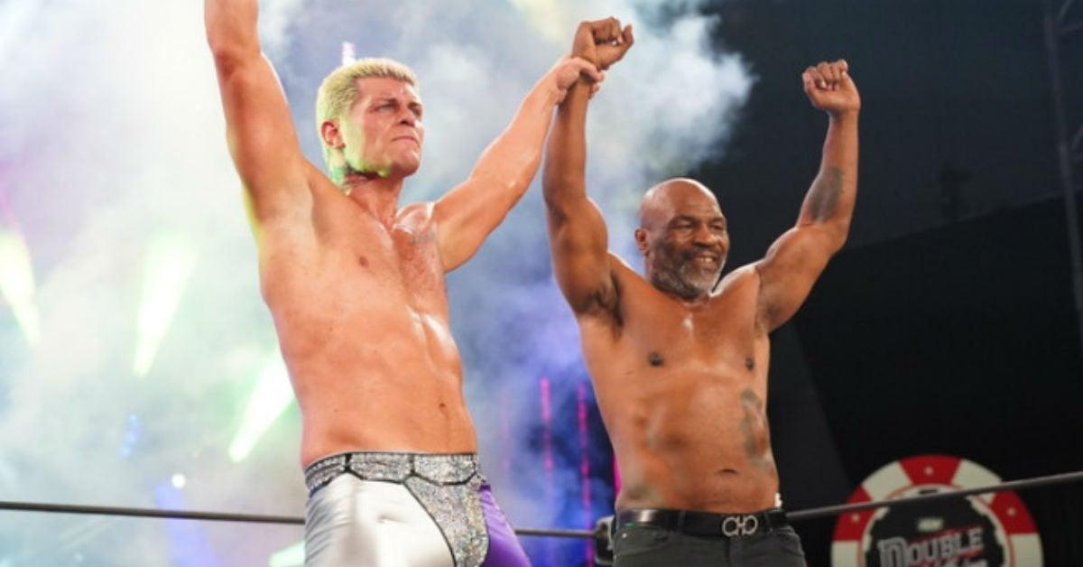 AEW-Cody-Rhodes-Mike-Tyson
