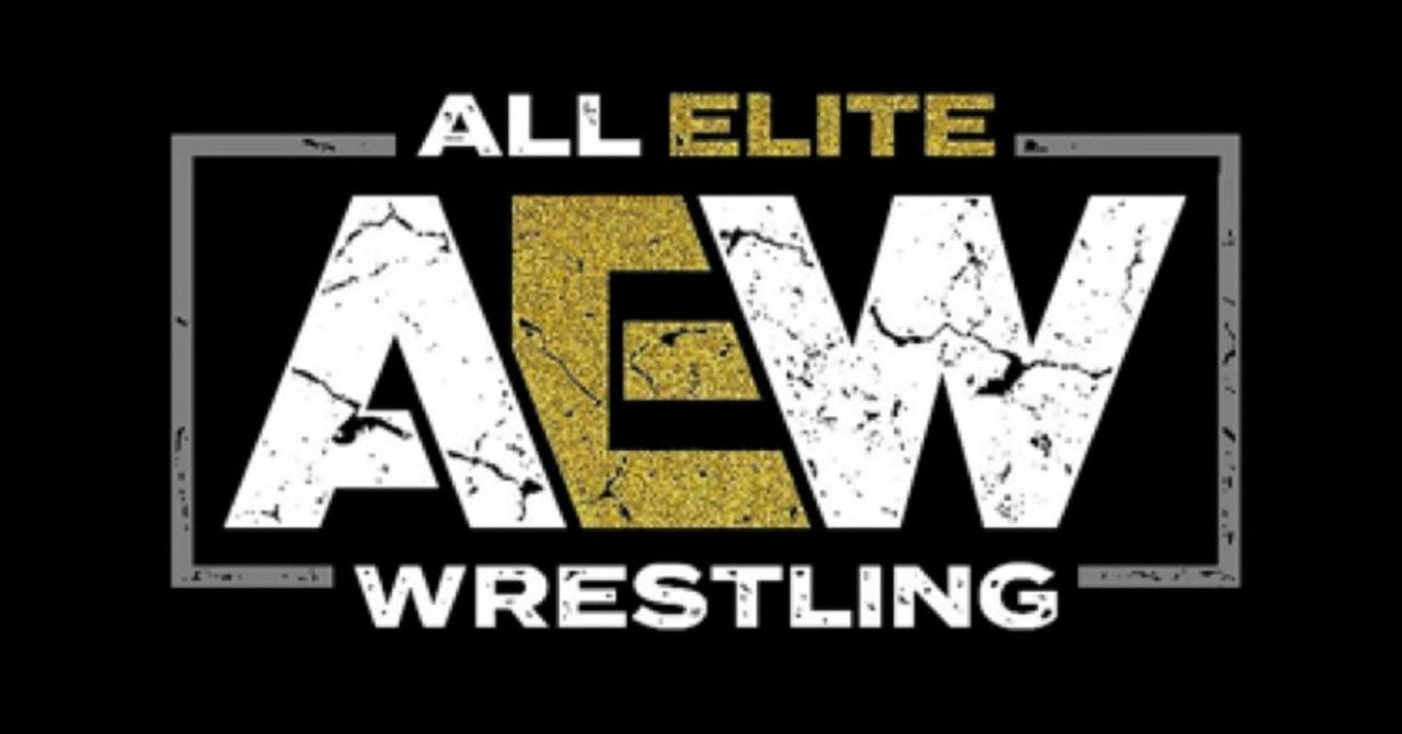 Photo: AEW's Logo Pops Up in the WWE Thunderdome During WWE Raw