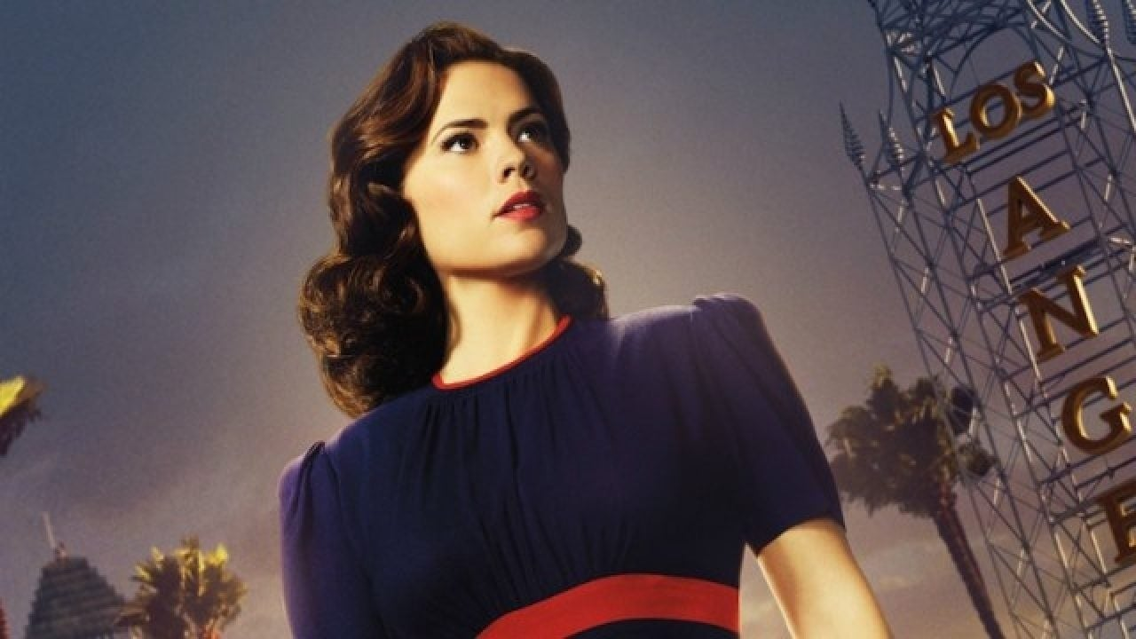 agent carter peggy hayley atwell marvel