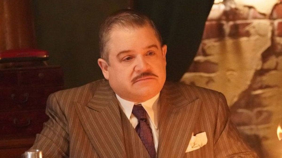 Agents of SHIELD Season 7 Patton Oswalt