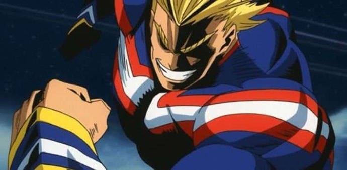 All Might 2