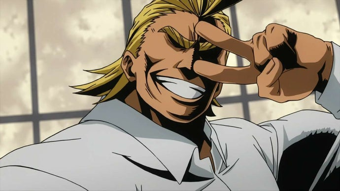 All Might 4