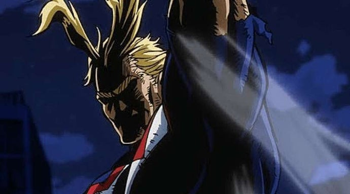 All Might 5