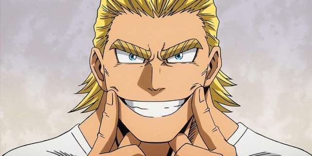 All Might 6