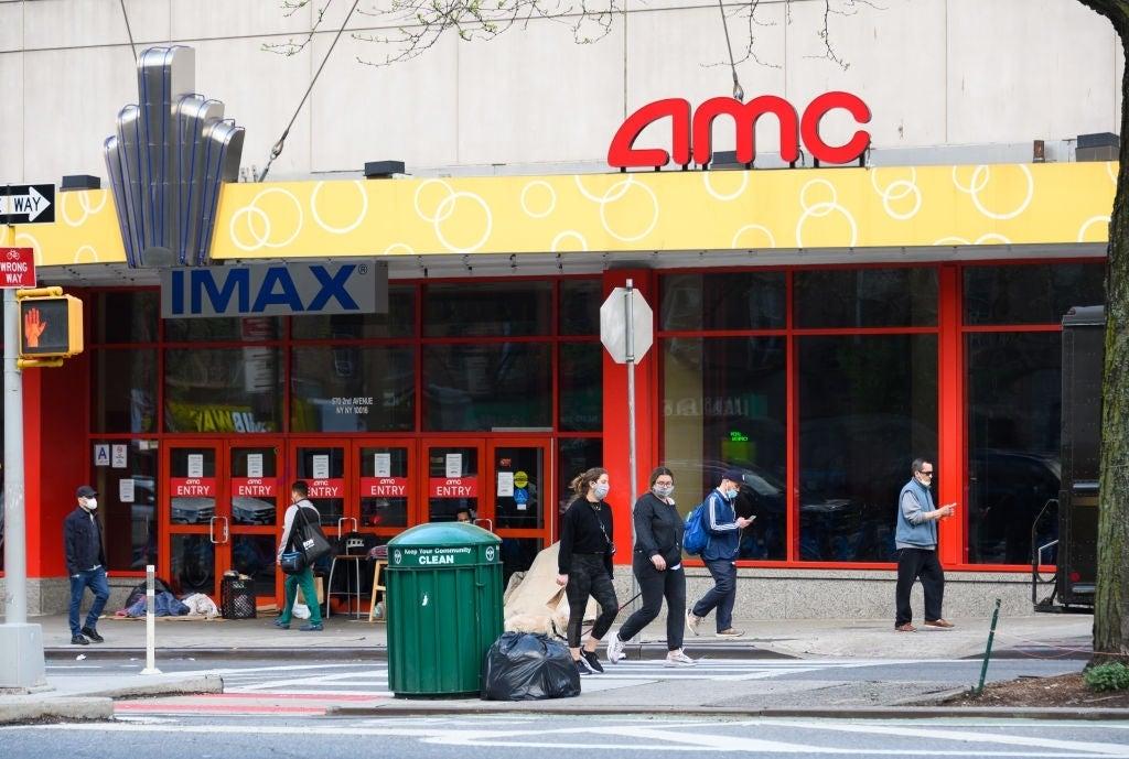 amc theaters closed
