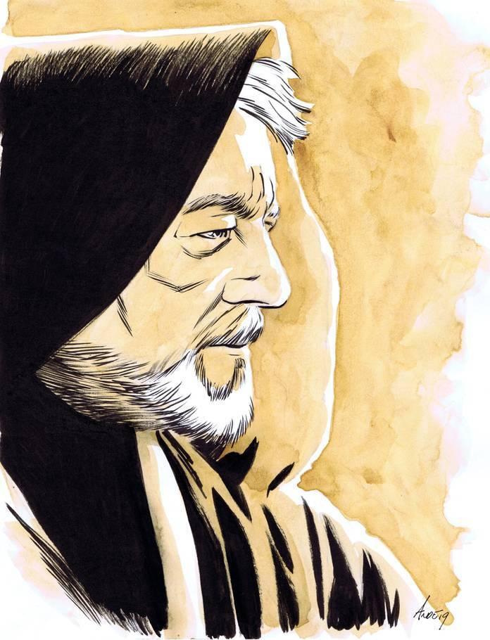 Ande Parks - Obi Wan Kenobi